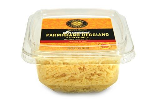 Shredded Parmigiano Reggiano