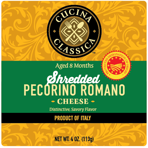 Pecorino Romano – Shredded